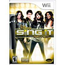 Jogo Disney Sing It: Party Hits - Wii -