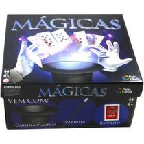 Jogo Diverso Magica C/CARTOLA Plastica - GNA