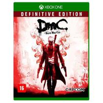 Jogo DmC Devil May Cry: Definitive Edition - Xbox One - Capcom