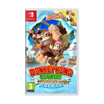 Jogo Donkey Kong Country: Tropical Freeze - Switch - Nintendo