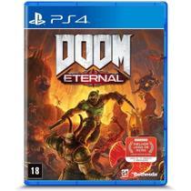 Jogo Doom Eternal - PS4 - Bethesda