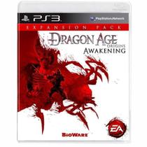 Jogo Dragon Age Awakening Origins Playstation 3 - Ea