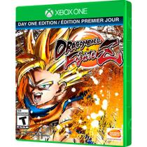 Jogo dragon ball fighterz day one edition xbox one - Arc system works