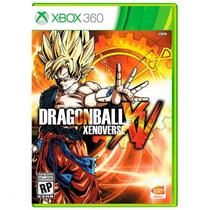 Jogo Dragon Ball: Xenoverse - Xbox 360 - Bandai namco