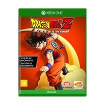 Jogo Dragon Ball Z: Kakarot (Edição de Lançamento) - Xbox One - Bandai Namco