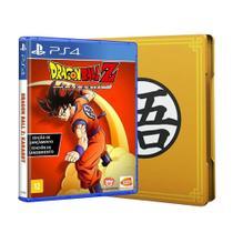 Jogo Dragon Ball Z: Kakarot (Edição Steelbook) - PS4 - Bandai Namco Entertainment