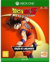 Jogo Dragon Ball Z Kakarot Xbox One - BANDAI NANCO
