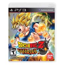 Jogo Dragon Ball Z: Ultimate Tenkaichi - PS3 - Bandai namco entertainment