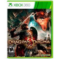Jogo Dragon's Dogma - Xbox 360 - Capcom