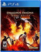 Jogo Dragons Dogma Dark Arisen Ps4 Lacrado Fís - Capcom