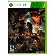 Jogo Dragons Dogma - Xbox 360 - Capcom