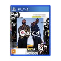 Jogo EA Sports UFC 4 - PS4 - Ea Games