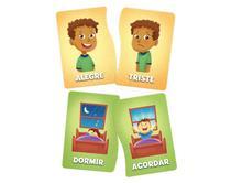 Jogo Educativo Aprendendo Os Opostos - Toyster -