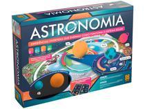 Jogo Educativo Astronomia Tabuleiro Grow -