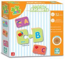 Jogo Educativo Descobrindo O Alfabeto - NIG Brinquedos -