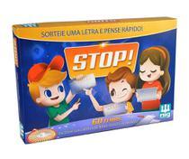Jogo Educativo Stop - Nig Brinquedos -