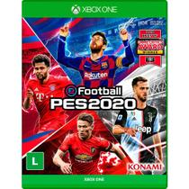Jogo EFootball PES 2020 - Xbox One - Microsoft xbox one