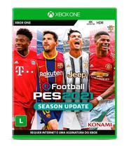 Jogo eFootball Pro Evolution Soccer 2021 (PES 2021) - Xbox One - Konami