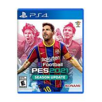 Jogo eFootball Pro Evolution Soccer 2021 Season Update - PS4 - Konami