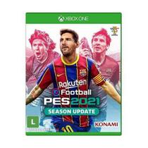Jogo eFootball Pro Evolution Soccer 2021 Season Update - Xbox One - Konami