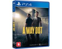 Jogo Electronic Arts A Way Out PS4 Blu-ray (EA3034AN)