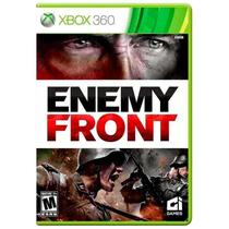 Jogo Enemy Front - Xbox 360 - Ci Games