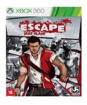 Jogo Escape Dead Island Para Xbox 360 -
