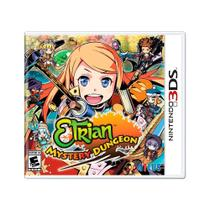 Jogo Etrian Mystery Dungeon - 3DS - Atlus