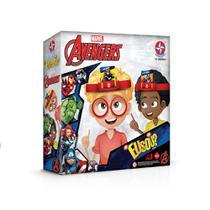 Jogo Eu Sou... Avengers - Estrela -