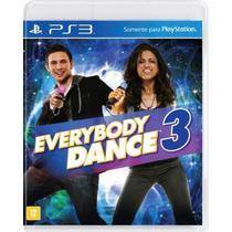 Jogo everybody dance 3 - ps3 - Divx