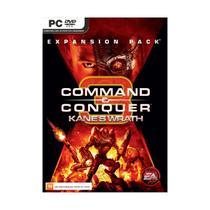 Jogo Expansão Command and Conquer 3 Kane's Wrath para PC - Ea