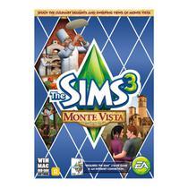 Jogo Expansão The Sims 3 Monte Vista Original Computador PC - Ea