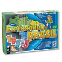 Jogo Explorando o Brasil - Grow -