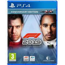 Jogo F1 2019 Anniversary Edition - Ps4 - Codemasters
