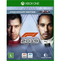 Jogo F1 2019 (Anniversary Edition) - Xbox One - Codemasters