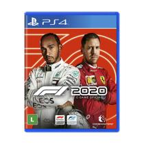 Jogo F1 2020 - PS4 - Deep Silver