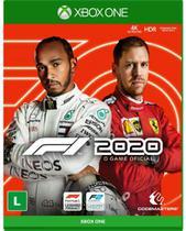Jogo F1 2020 - Xbox One (NOVO) - Codemasters