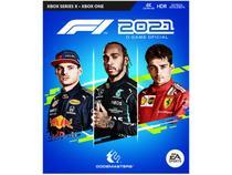 Jogo F1 2021 para Xbox One e Xbox Series X - Codemasters Pré-venda