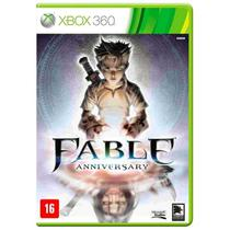 Jogo Fable Anniversary - Xbox 360 - Microsoft