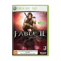 Jogo Fable II - Xbox 360 - Microsoft studios