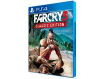 Jogo Far Cry 3 Classic Edition PS4 - Mídia Física - Lacrado - Ubisoft