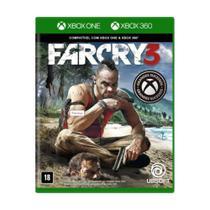 Jogo Far Cry 3 - Xbox 360 e Xbox One - Ubisoft