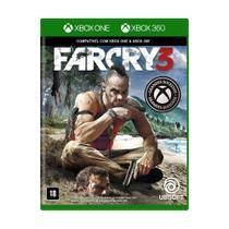 Jogo Far Cry 3 - Xbox 360 - Ubisoft