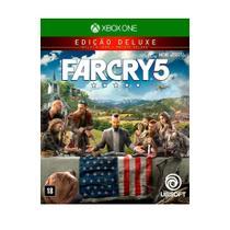 Jogo Far Cry 5 (Edição Deluxe) - Xbox One - Ubisoft