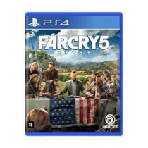 Jogo Far Cry 5 - PS4 - ( Português ) - Ubisoft