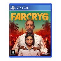 Jogo Far Cry 6 Ps4 - Sony