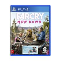 Jogo Far Cry New Dawn - PS4 - Ubisoft
