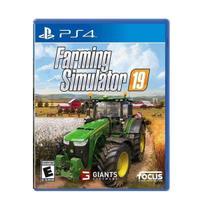 Jogo Farming Simulator 19 Original e Novo Play Station 4 - Focus
