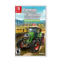Jogo Farming Simulator (Nintendo Switch Edition) - Switch - Focus home interactive
