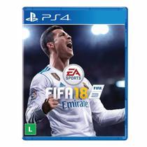 Jogo Fifa 18 Ps4 - Ea sports